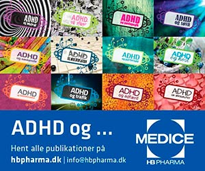 ADHD brochurer fra HB Pharma
